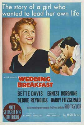 The Catered Affair - 11 x 17 Movie Poster - Australian Style A
