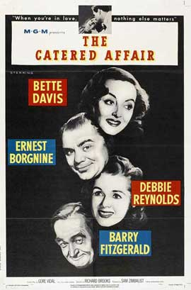 The Catered Affair - 11 x 17 Movie Poster - Style B