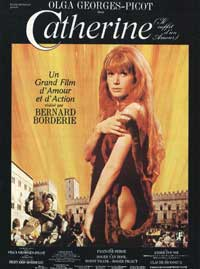 Catherine - 11 x 17 Movie Poster - French Style A