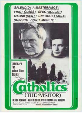Catholics - 27 x 40 Movie Poster - Style B