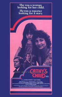 Cathy's Child - 43 x 62 Movie Poster - Bus Shelter Style A