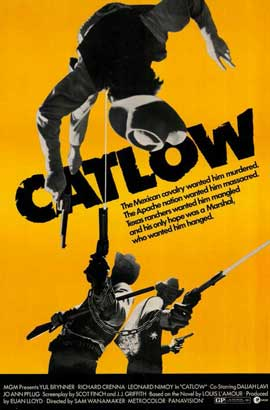 Catlow - 11 x 17 Movie Poster - Style A