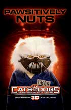 Cats & Dogs: The Revenge of Kitty Galore - 11 x 17 Movie Poster - Style I