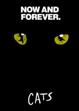 Cats (Broadway) - 11 x 17 Poster - Style D