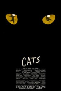 Cats (Broadway) - 14 x 22 Poster - Style A