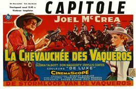 Cattle Empire - 11 x 17 Movie Poster - Belgian Style A