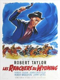 Cattle King - 11 x 17 Movie Poster - French Style A