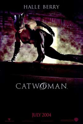 Catwoman - 11 x 17 Movie Poster - Style A