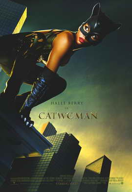 Catwoman - 11 x 17 Movie Poster - Style C