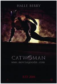 Catwoman - 43 x 62 Movie Poster - Bus Shelter Style A