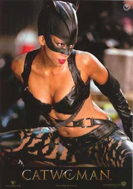 Catwoman - 11 x 14 Poster German Style A