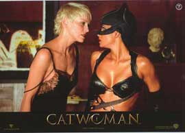 Catwoman - 11 x 14 Poster German Style B