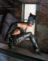 Catwoman - 8 x 10 Color Photo #7