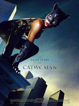 Catwoman - 11 x 17 Movie Poster - Style D