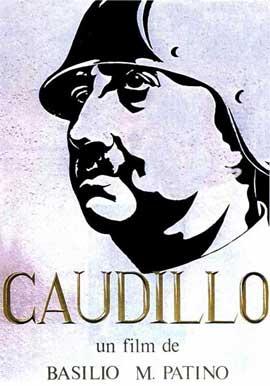 Caudillo - 27 x 40 Movie Poster - Spanish Style A