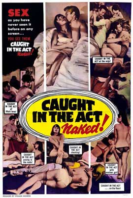 Caught In the Act - 11 x 17 Movie Poster - Style A