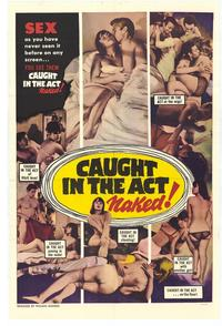 Caught In the Act - 43 x 62 Movie Poster - Bus Shelter Style A