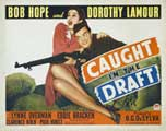 Caught in the Draft - 22 x 28 Movie Poster - Half Sheet Style A