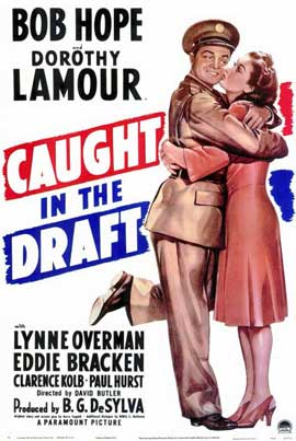 Caught in the Draft - 11 x 17 Movie Poster - Style A