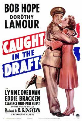 Caught in the Draft - 27 x 40 Movie Poster - Style A
