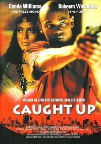 Caught Up - 11 x 17 Movie Poster - Swedish Style A