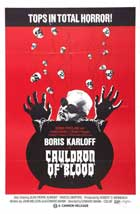 Cauldron of Blood - 11 x 17 Movie Poster - Style A