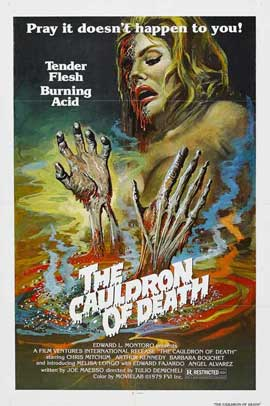 Cauldron of Death - 27 x 40 Movie Poster - Style A