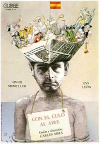 Caution to the Wind - 11 x 17 Movie Poster - Spanish Style A