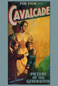 Cavalcade - 27 x 40 Movie Poster - Style A
