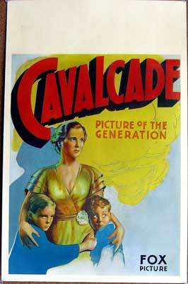 Cavalcade - 11 x 17 Movie Poster - Style D