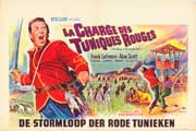 Cavalry Charge - 11 x 17 Movie Poster - Belgian Style A