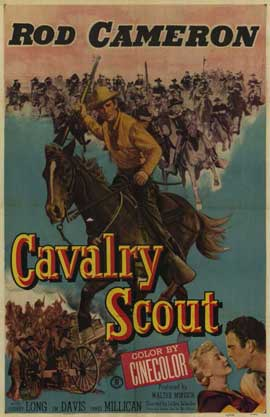 Cavalry Scout - 11 x 17 Movie Poster - Style A