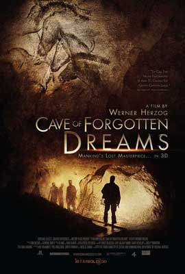 Cave of Forgotten Dreams - 11 x 17 Movie Poster - Style B