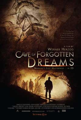 Cave of Forgotten Dreams - 43 x 62 Movie Poster - Bus Shelter Style A