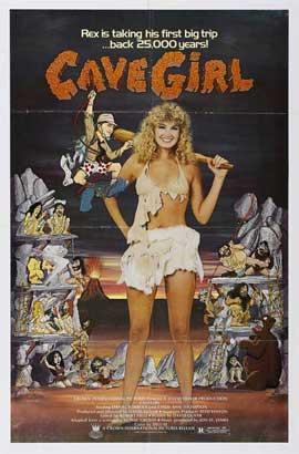 Cavegirl - 11 x 17 Movie Poster - Style B