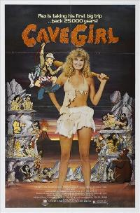 Cavegirl - 27 x 40 Movie Poster - Style B