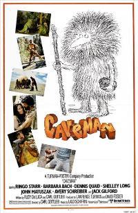 Caveman - 27 x 40 Movie Poster - Style B