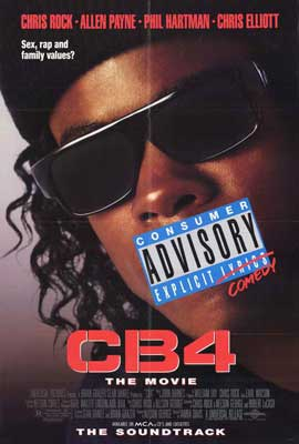 CB4: The Movie - 27 x 40 Movie Poster - Style A