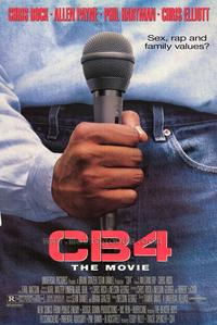 CB4: The Movie - 43 x 62 Movie Poster - Bus Shelter Style B