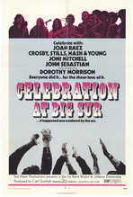 Celebration at Big Sur - 11 x 17 Movie Poster - Style A