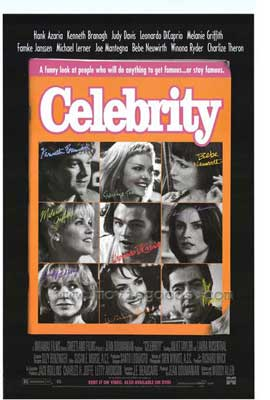 Celebrity - 11 x 17 Movie Poster - Style A