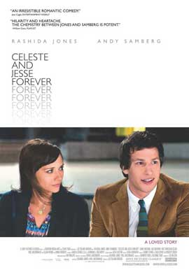 Celeste and Jesse Forever - 11 x 17 Movie Poster - Style A