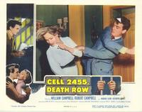 Cell 2455 Death Row - 11 x 14 Movie Poster - Style F