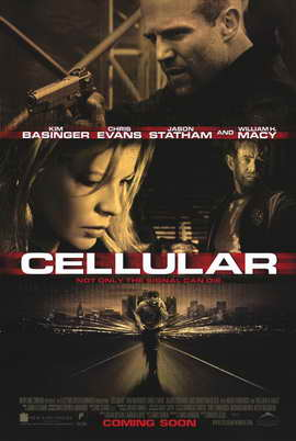 Cellular - 11 x 17 Movie Poster - Style A