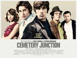 Cemetery Junction - 11 x 17 Movie Poster - UK Style B