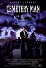 Cemetery Man - 27 x 40 Movie Poster - Style A