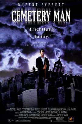 Cemetery Man - 11 x 17 Movie Poster - Style A
