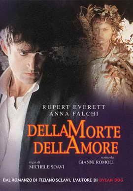 Cemetery Man - 27 x 40 Movie Poster - Italian Style A