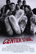 Center Stage - 27 x 40 Movie Poster - Style A