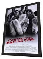 Center Stage - 11 x 17 Movie Poster - Style A - in Deluxe Wood Frame